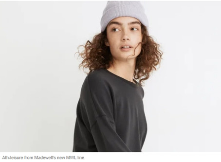 EXCLUSIVE: Madewell Launches Ath-leisure Assortment Evolves
