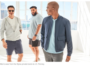 Penney's Pushes Ahead With Private Brands