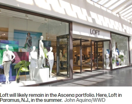 Ascena Agrees to Sell Justice Assets