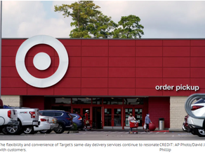 Target Reports 'Explosive Demand for Dresses and Cosmetics'