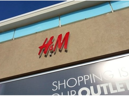 H&M to close 250 stores next year