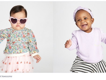 Rockets of Awesome debuts baby clothing line, subscription service