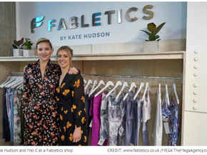 Kate Hudson's Fabletics Line Caught in Worker Abuse Scandal