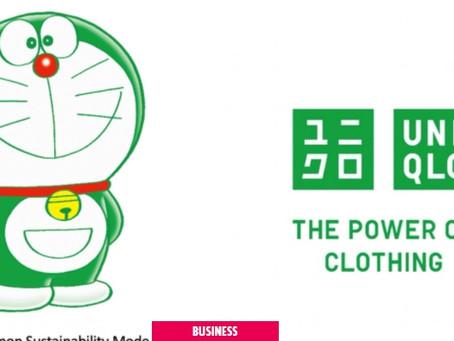 Uniqlo appoints Doraemon as its global sustainability ambassador