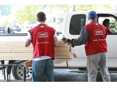 Lowe's, Home Depot continue winning streak into Q2