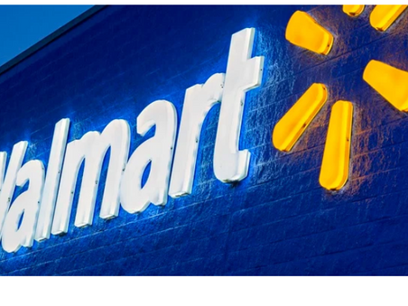 Walmart's sales keep growing even as online momentum slows