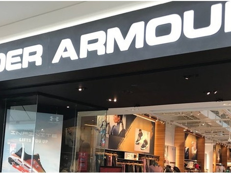 Under Armour to exit up to 3K wholesale doors, sell MyFitnessPal
