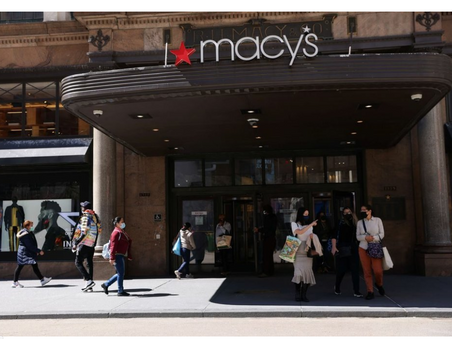 Macy's, Kohl's get boost from back-to-school, fashion and beauty strength