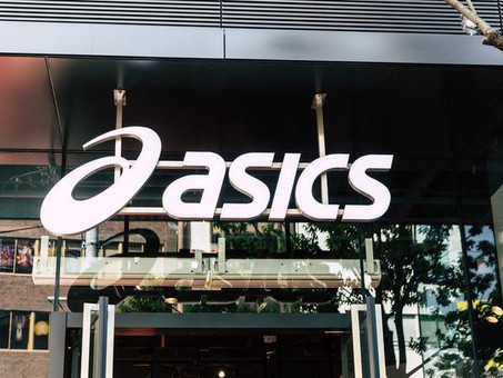 ASICS Q2 sales plunge more than 20%
