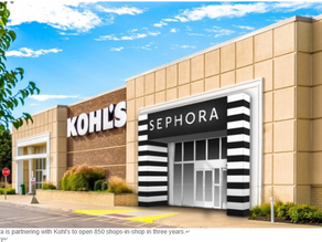 Kohl's Sets Bonuses for Employees Who Stay On