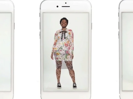 Will virtual fitting rooms push Walmart to the fashion forefront?