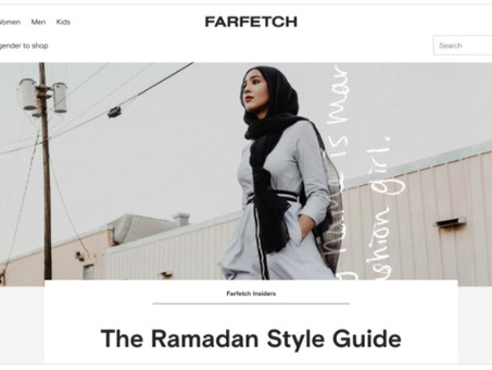 Farfetch Pushes Personalization With Virtual Try-on Experience