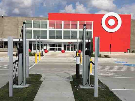 Target Posts Blow-out Quarter
