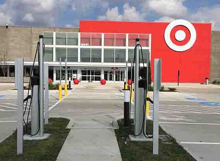 Target Posts Blow-out Quarter