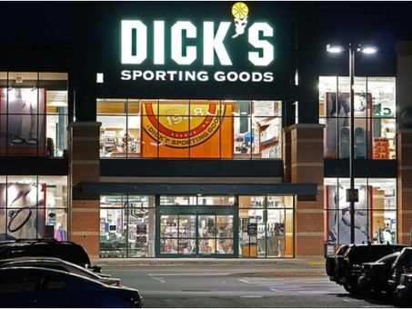 Dick's fulfills 70% of orders from stores, cuts delivery estimates 10%
