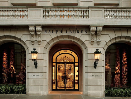 Ralph Lauren Q1 loss reaches 128 million dollars, sales down 66 percent