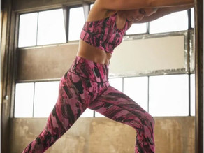 Lululemon energises new year with Ed Curtis collab