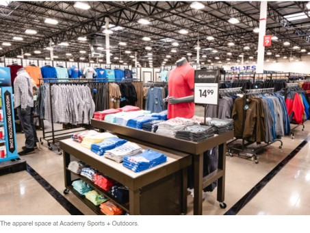 Academy Sports + Outdoors Reports Record Results