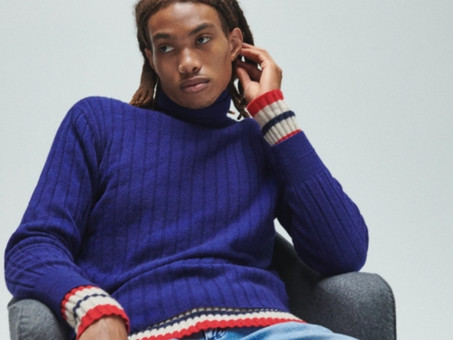 A Better Sweater: Paradis Perdus Launches With Unisex, Recycled Knitwear