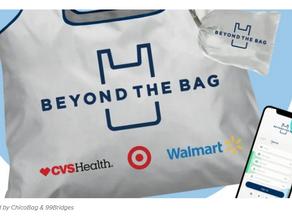 Walmart, Target to launch reusable bag pilots