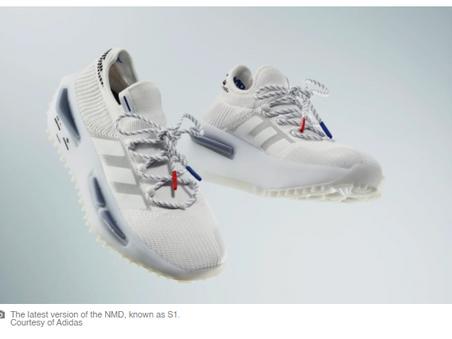 Adidas Bumps Forecasts as Q2 Sales Jump 55%