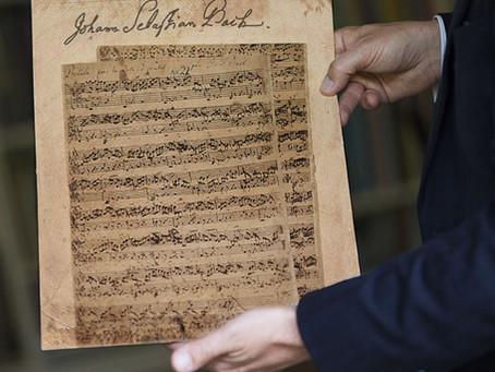 La partitura 'errónea' de Bach