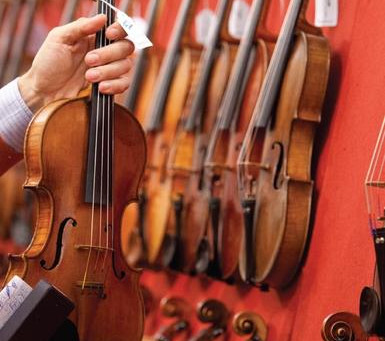 Comprando un Instrumento Profesional?