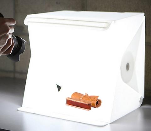 Portable Photo Studio LED Light Box