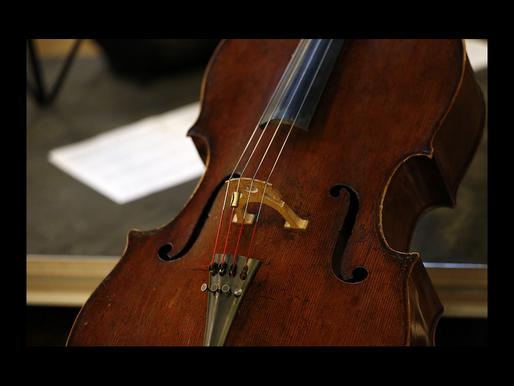 Francesco Goffriller cello stolen at knifepoint in France