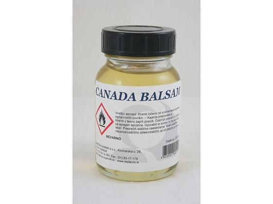 Canada Balsam | Bálsamo de Canada