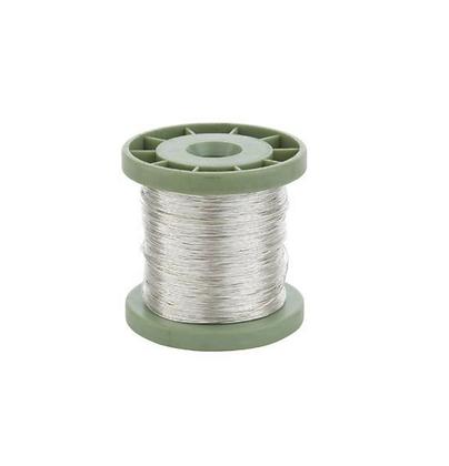 Sterling Silver Spun On Silk, 0.4 mm, 25 g