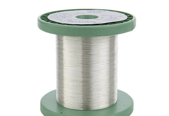 Sterling Silver Wire, from 0.25 mm, 25 g