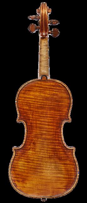 violin maker leo salazar