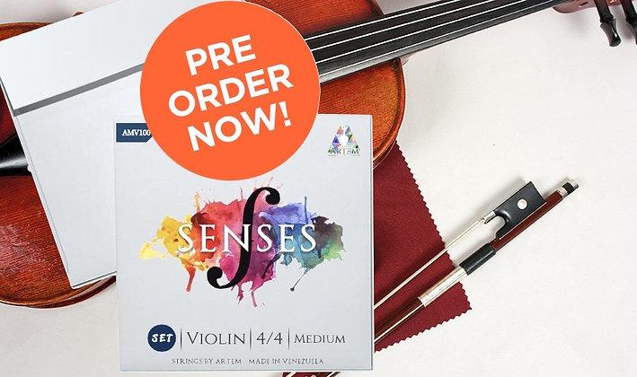 SENSES Strings by ARTEM Cuerdas para Violin