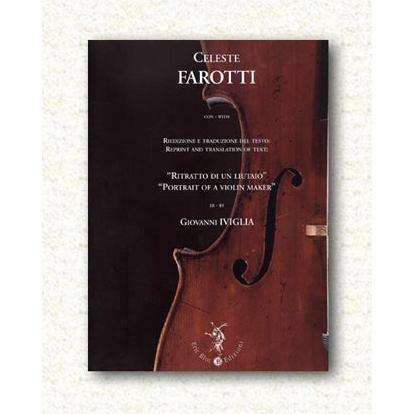"""Celeste Farotti """"Portrait of a Violin Maker"""" - Giovanni Iviglia"""