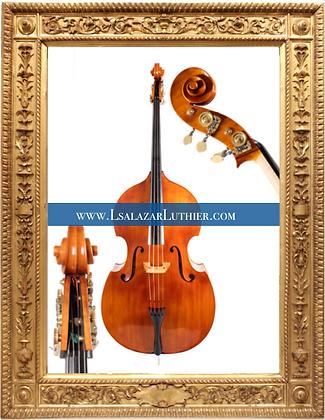 Double Bass Viol Body - William Tarr Model | Contrabajo