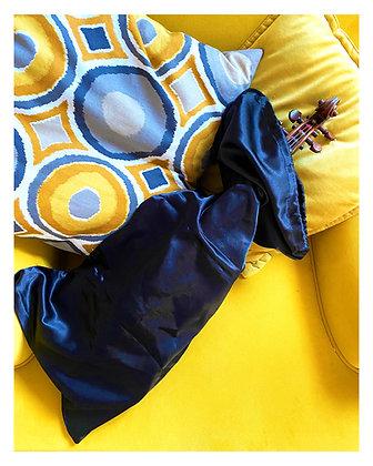 Rectangular Shape Silk Bags for Violin Viola