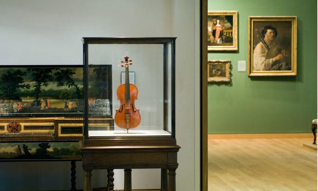 Salón Hill Museo Ashmolean Oxford