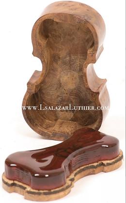 Strad Violin Form Rosin Bogaro&Clemente