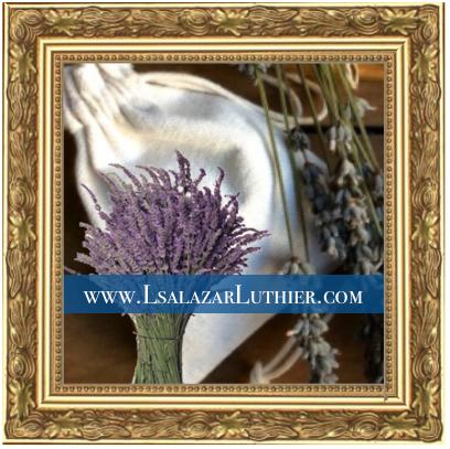 Lavender Mixed Bag for Case / Saco de Lavanda Mix Hierbas Violin Viola Cello