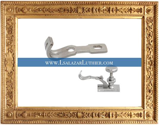 Stradpet Adjuster Hook, Titanium, | Gancho para Afinador de Titanio Violin Viola