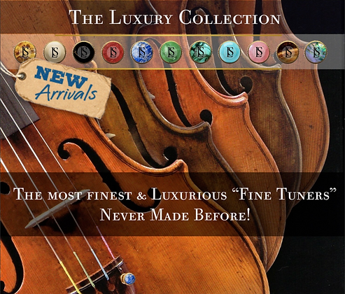 Fine Tuners of The Luxury Collection by Leö Salazar