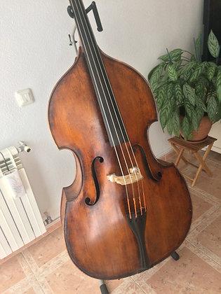 Hungarian 3/4 Double Bass 2007