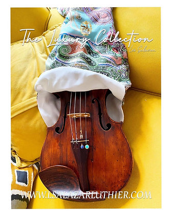 Silk Bag - The Luxury Collection By Leö Salazar - Violin - Viola