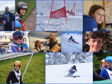 Race Trainees selected to Represent Scotland!
