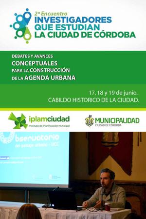 conferencia en IPLAM