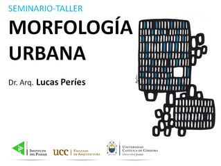 seminario-taller Morfología urbana