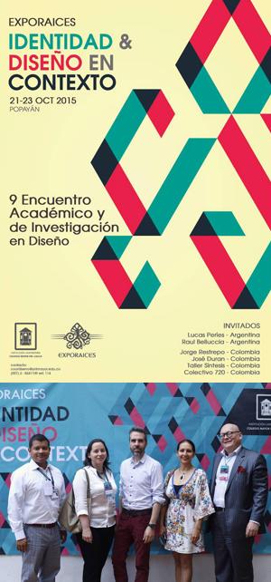 exporaíces Colombia