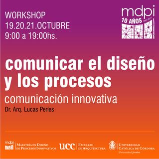 comunicar el diseño y los procesos