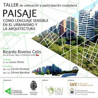 taller de valoración y participación ciudadana